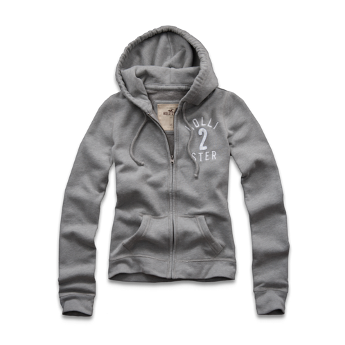 Girls Lobster Point Shine Hoodie