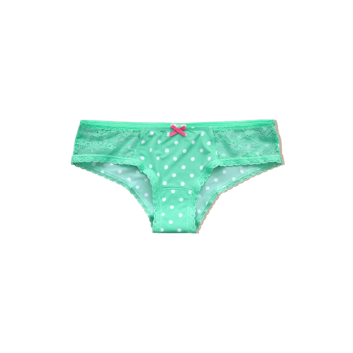 Girls Supersoft Cheeky Undie