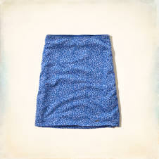 Hollister Slim Knit Skirt