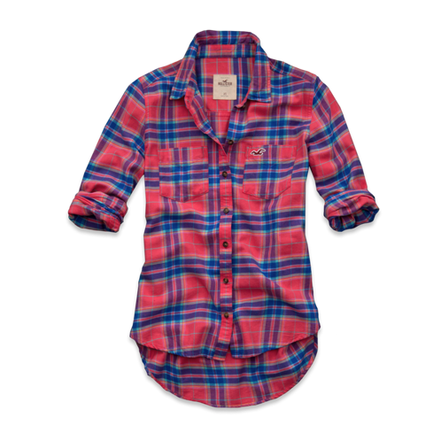 Girls Tecolote Canyon Flannel Shirt