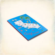 Hollister Notebook
