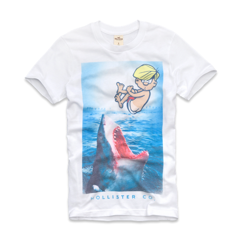 Girls Victoria Beach T-Shirt