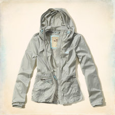 The Hollister Packable Parka