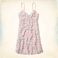 Grandview Babydoll Dress