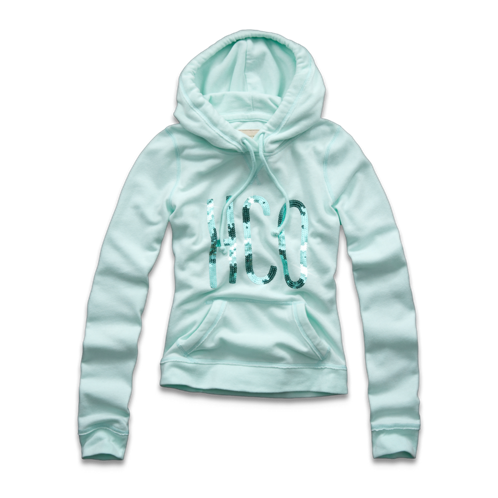 Girls Scripps Park Shine Sweatshirt