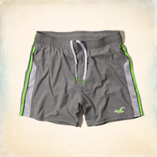 Hollister Sport Running Shorts