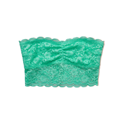 Girls Lace Bandeau