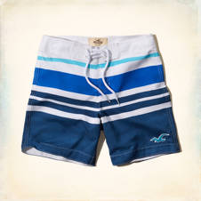 Bay Street Swim Shorts