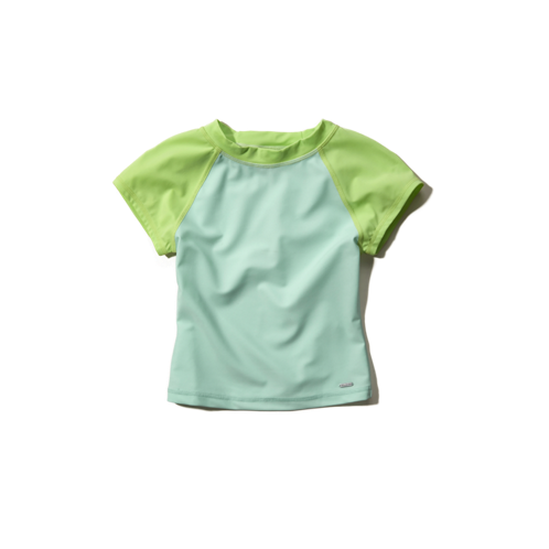 Girls Hollister Rashguard