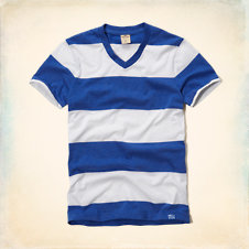Avalon V Neck T-Shirt