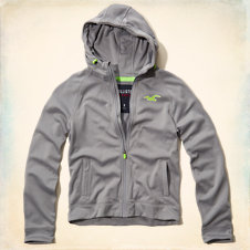 Hollister Sport Full-Zip Jacket