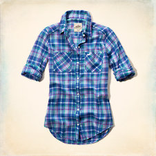 Jack Creek Plaid Shirt