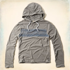 Harbor Cove Hooded T-Shirt