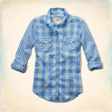 Summerland Plaid Shirt
