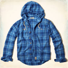 San Onofre Hooded Shirt
