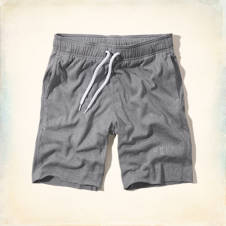 Hollister Fleece Shorts