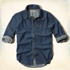 Coronado Island Denim Shirt