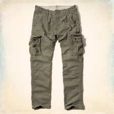 Hollister Cargo Pants
