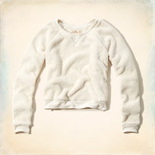 Harbor Beach Sherpa Sweatshirt