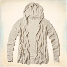 Emma Wood Hooded Sweater