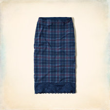 Tecolote Canyon Midi Skirt