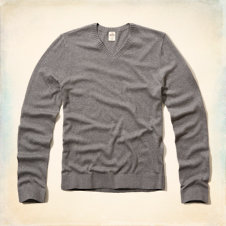 Thornhill Broome Beach V Neck Sweater