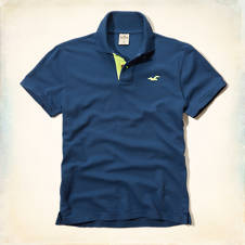 Pearl Street Classic Fit Polo