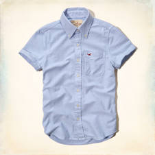 Cabrillo Beach Oxford Shirt