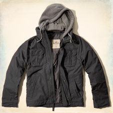 Desert Springs Removable Hood Jacket