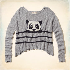 Oceanside Intarsia Sweater
