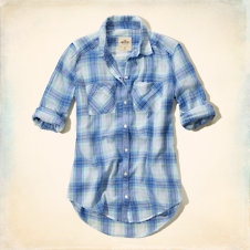 Sycamore Cove Plaid Shirt