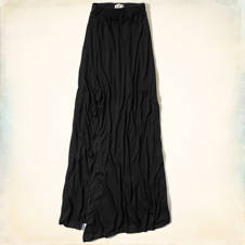 Surfriders Beach Knit Maxi Skirt