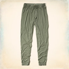 Hollister Drapey Knit Pants