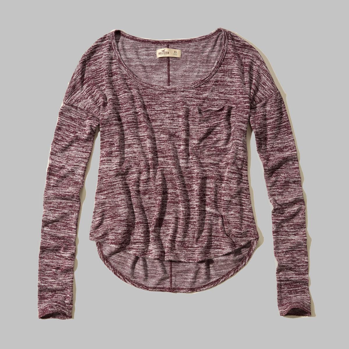 El Matador Drapey Knit T-Shirt