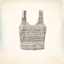Southside Crop Top
