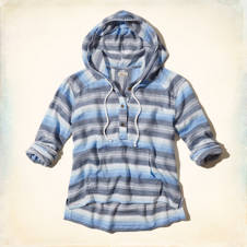 Shelter Islands Hooded Shirt