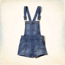 Hollister Shortalls