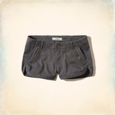 Hollister Low Rise Short-Short