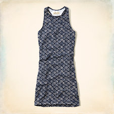 Pacific Coast Knit Bodycon Dress
