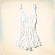 Surfer's Point Romper