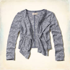 Daley Ranch Drapey Knit Cardigan