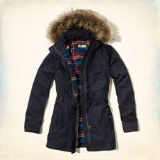 Bluffs Beach Parka