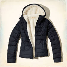 North Jetty Puffer Jacket