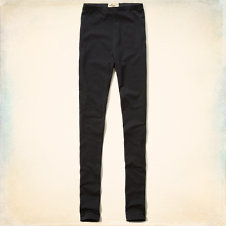 Hollister Natural Waist Leggings