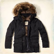 Wheeler Springs Sherpa-Lined Parka