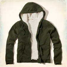 Tecolote Canyon Sherpa-Lined Hoodie