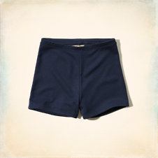 Hollister High Rise Ponte Short-Shorts