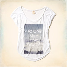 Abalone Cove V Neck T-Shirt