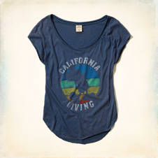 Shelter Islands V Neck T-Shirt