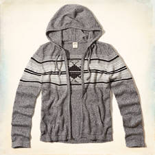 Hidden Hills Hooded Sweater